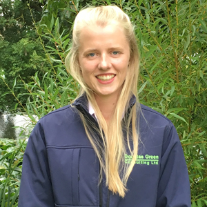 Emily Avis - Graduate Farm Consultant at Douglas Green Farming Consultants